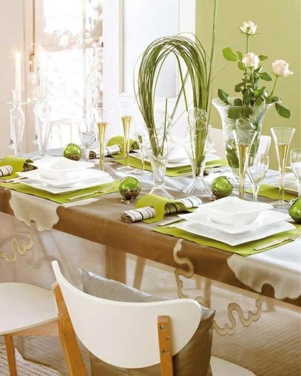 Hochzeitsdeko f r tisch 65 coole ideen for Weisse dekoartikel
