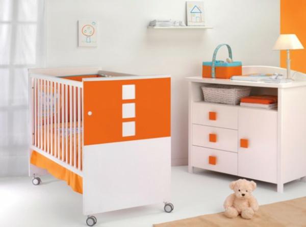 Ultramoderne Babyzimmergestaltung - 30 neue Vorschläge! - Archzine.net | {Babyzimmer ausstattung 55}