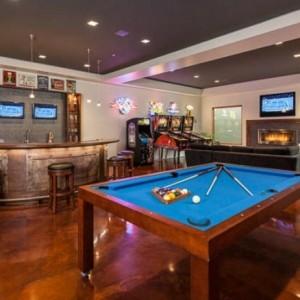 Spielzimmer für Männer - 21 Weisen Ihren Schatz zu erfreuen