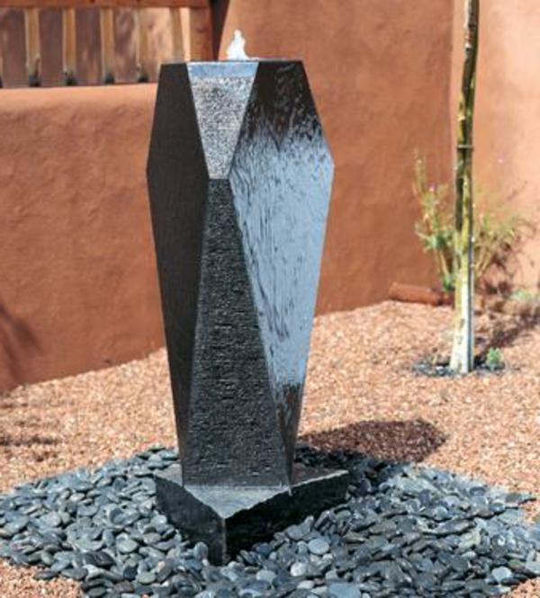brunnen-aus-stein-modernes aussehen