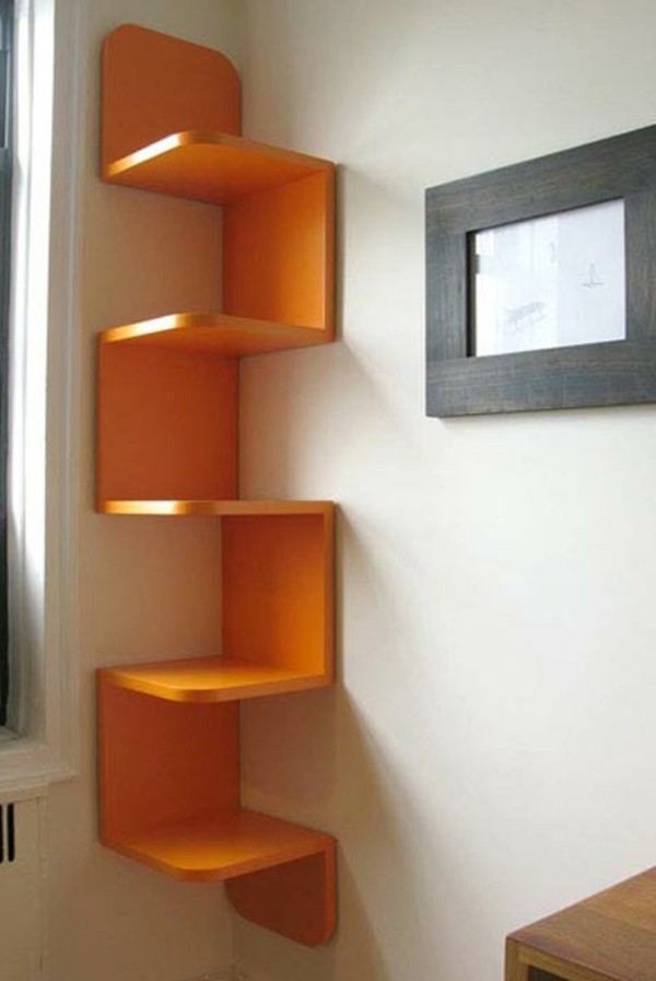 Building Shelves Designs