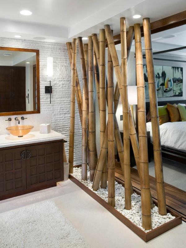 bambus trennwand | my blog, Wohnzimmer dekoo