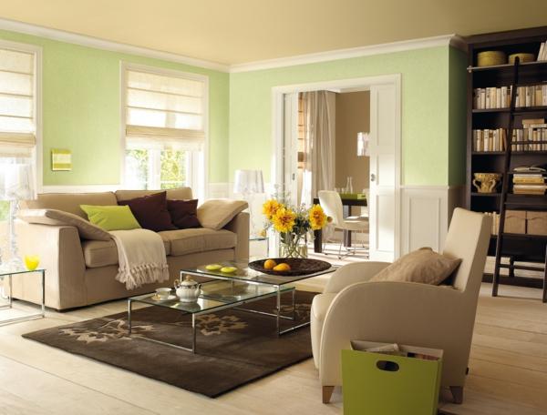 Einrichten mit farben unsere neue rubrik - Haus einrichten moebel helle farben ...