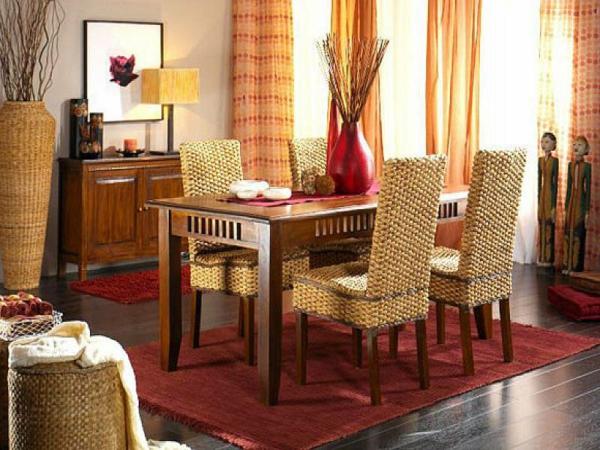 esszimmerstühle-modern-wunderschöne dekoration