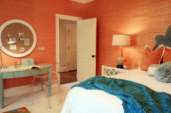Vorschlage Wohnzimmer Streichen: Wohnzimmer farben grau rot wand ...