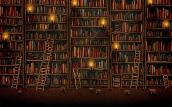 featured- Haus – Bibliothek