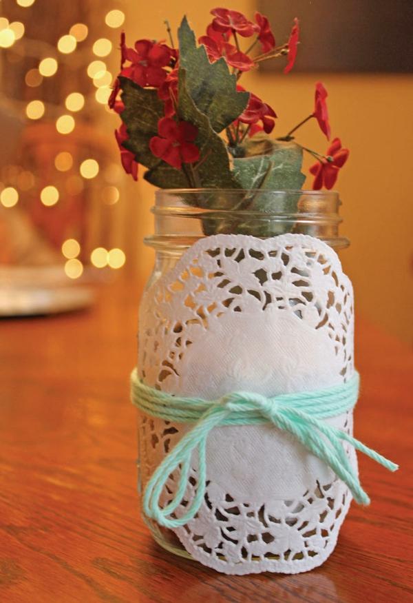 Muttertagsgeschenke basteln - 37 Ideen