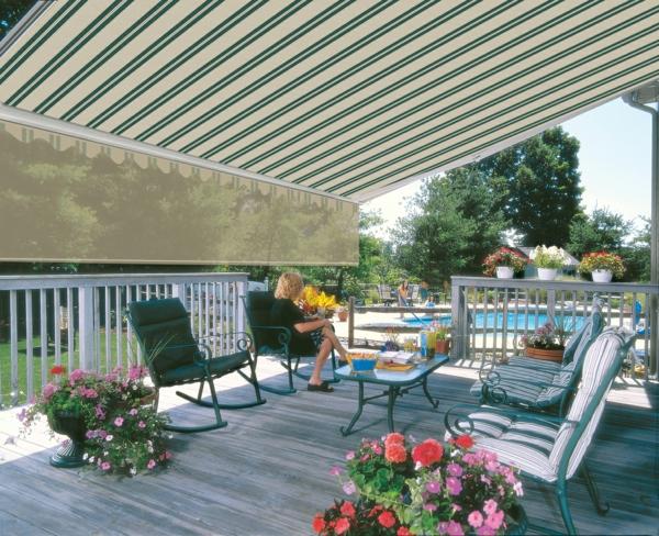 idee balkon sonnensegel gehoor geven aan uw huis. Black Bedroom Furniture Sets. Home Design Ideas
