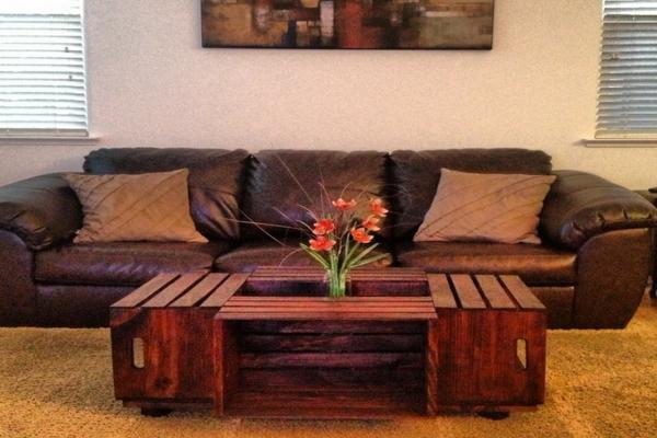 Vintage style möbel selber machen  Möbel mit Vintage Look selber machen - 50 Fotos! - Archzine.net