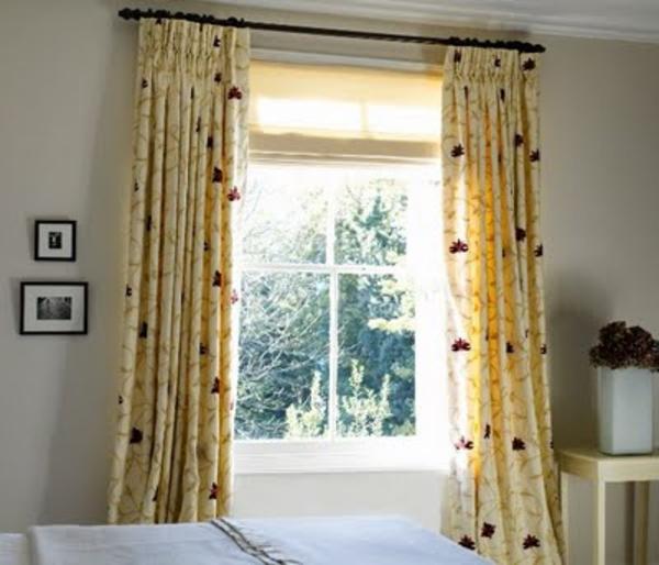 helle-wunderschöne-schlafzimmer gardinen-schöner blick