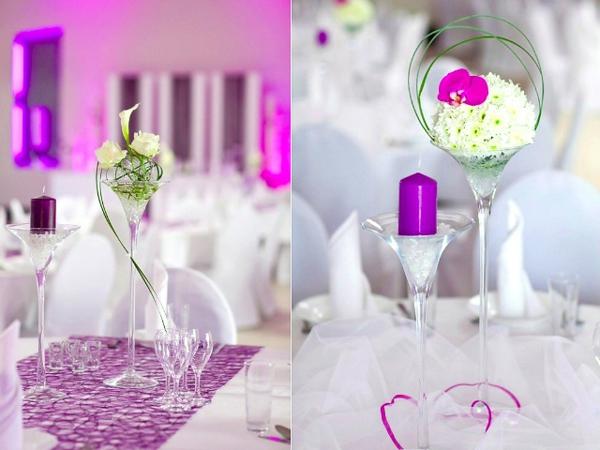 Ideen Hochzeitsdeko hochzeitsdeko für tisch 65 coole ideen archzine