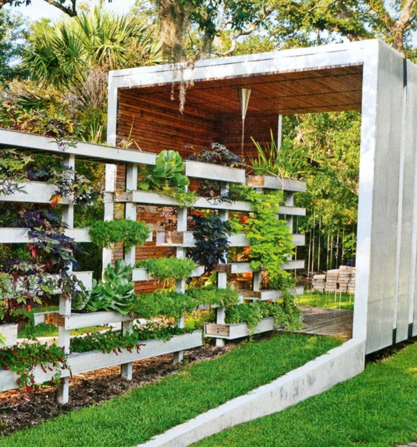 Home Gardening Design Ideas: 26 Interessante Vorschläge