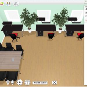 Mit Ikea Büroplaner einrichten - praktisch und schnell!