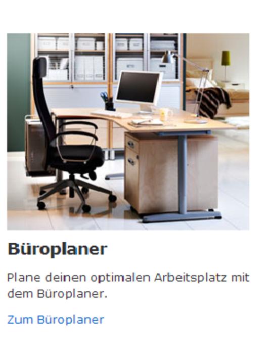 Mit ikea b roplaner einrichten praktisch und schnell - Ikea buroplaner ...