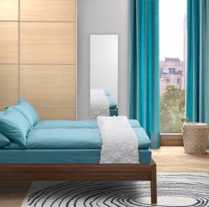 rundes bett design 40 unglaubliche bilder. Black Bedroom Furniture Sets. Home Design Ideas