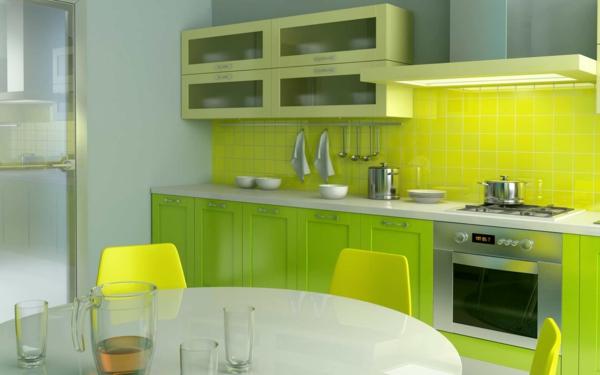 küche-grüne-farbtöne