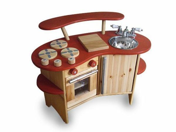 kinderspielküchen aus holz – erfreuen sie ihr kind! - archzine