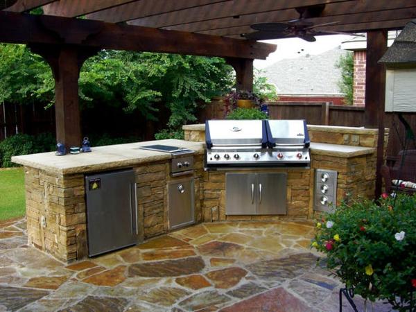 Fertige Outdoor Küchen : Outdoor küchen die outdoor küche ein ratgeber herrenhaus cubic