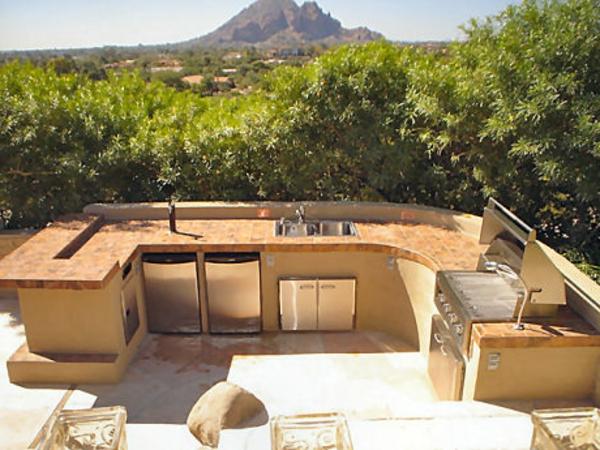 Outdoor Küche Für Kinder : Wie sie die passende outdoor küche für die terrasse wählen