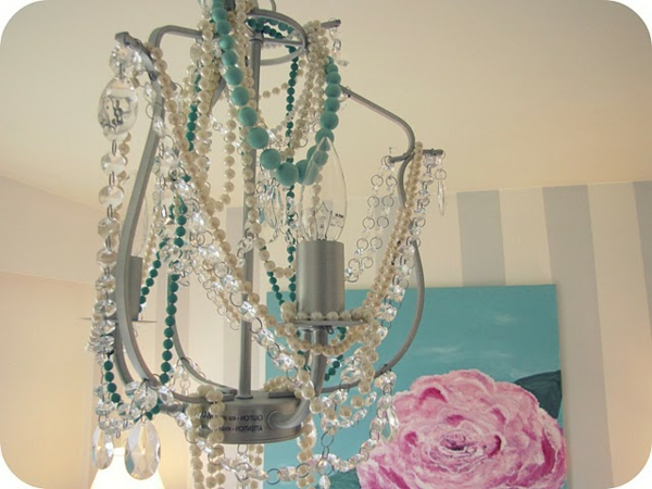 kristallleuchter-ikea-interessante dekoration