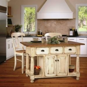 Französische Landhausküchen - 30 coole Ideen!