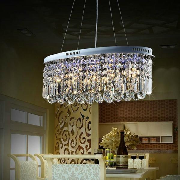 der l ster aus kristall wird immer im trend sein. Black Bedroom Furniture Sets. Home Design Ideas