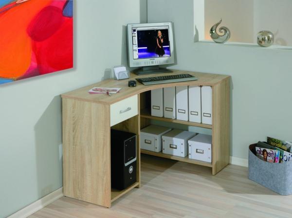 eckschreibtisch selber bauen kreative vorschl ge. Black Bedroom Furniture Sets. Home Design Ideas