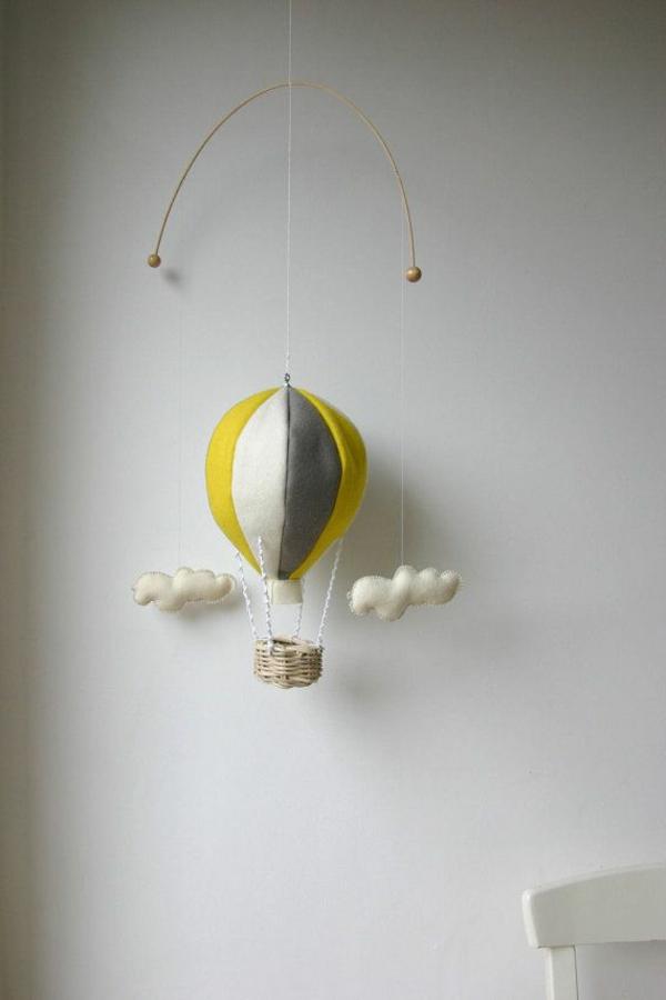 mobiles-basteln-baloon