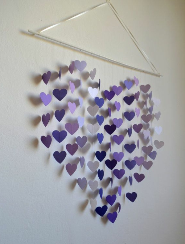 Mobiles basteln macht spa 30 tolle ideen for Zimmer deko aus papier