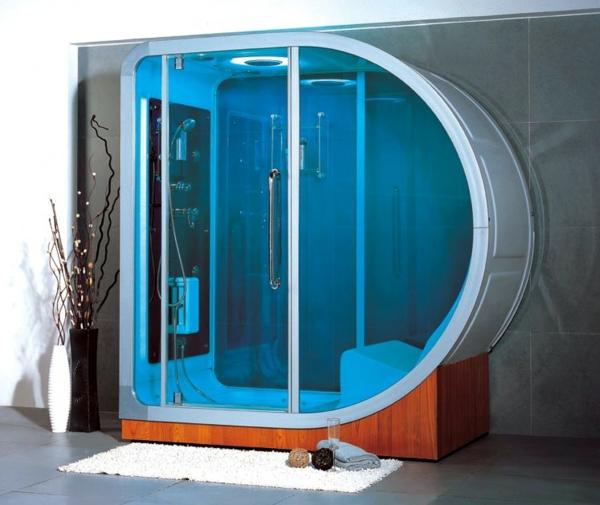 moderne-fertigduschkabinen-extravagantes-modell- schöne dekoration