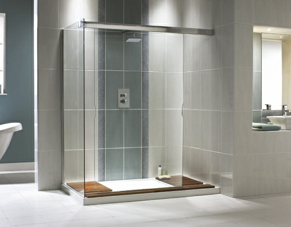 moderne-fertigduschkabinen-schönes-modell- modernes baddesign