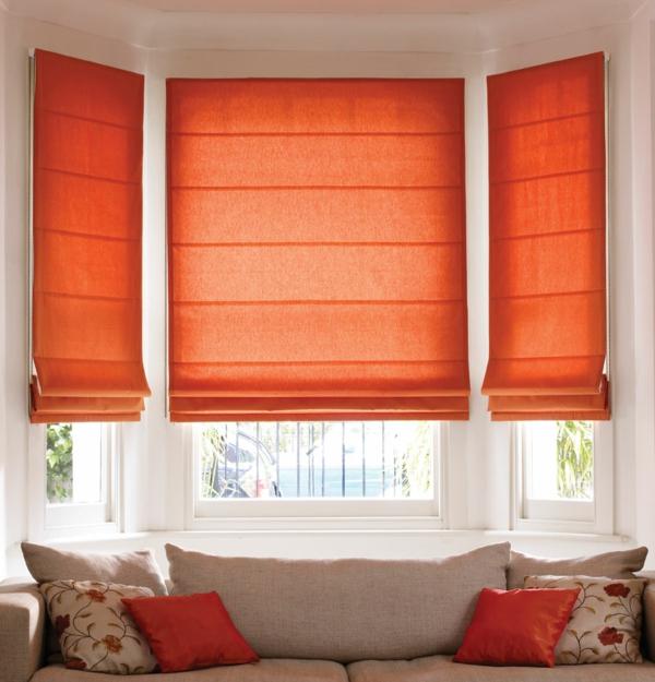 moderne-jalosine-schöne-farbe-orange