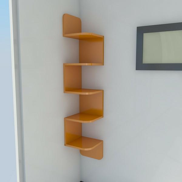 Ein Modernes Eckregal Für Ihre Wohnung!