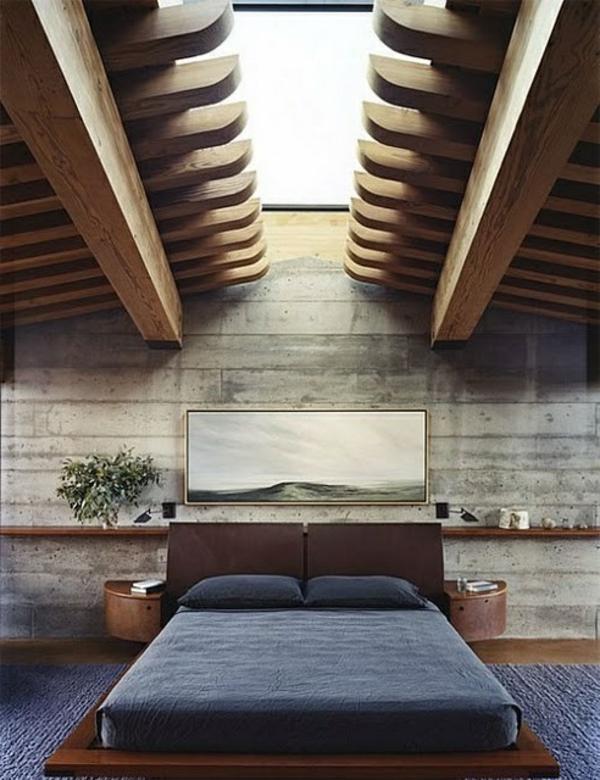 schlafzimmer inspiration speziell f r m nner. Black Bedroom Furniture Sets. Home Design Ideas