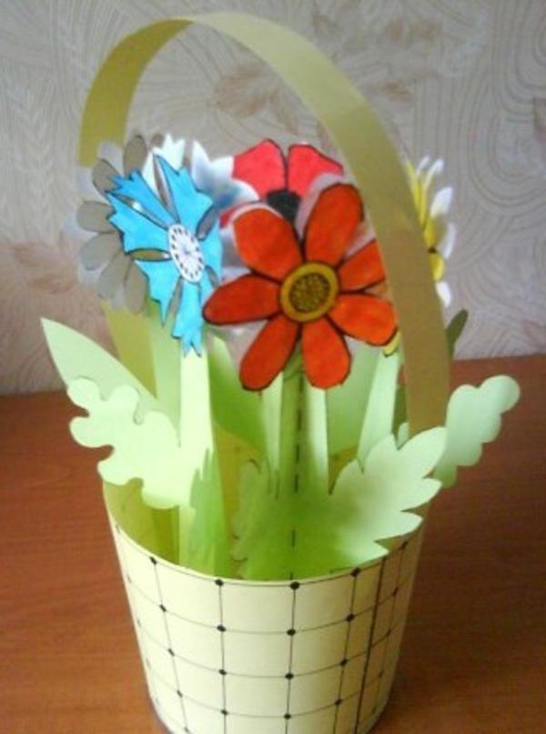 Muttertagsgeschenke basteln 37 ideen - Muttertag ideen ...