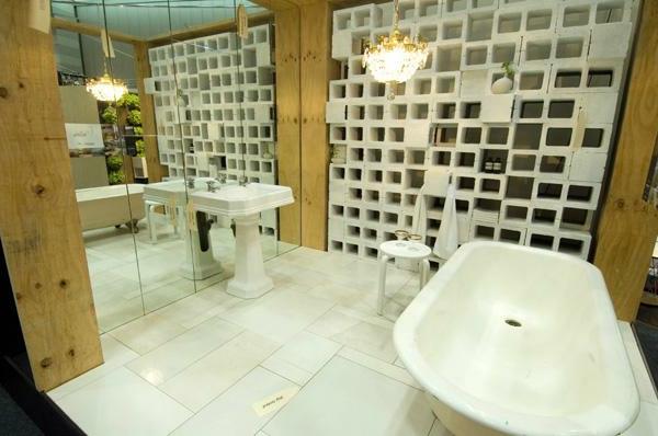 ein schönes badezimmer nostalgisch einrichten