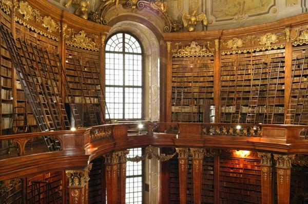 offentliche- Haus – Bibliothek
