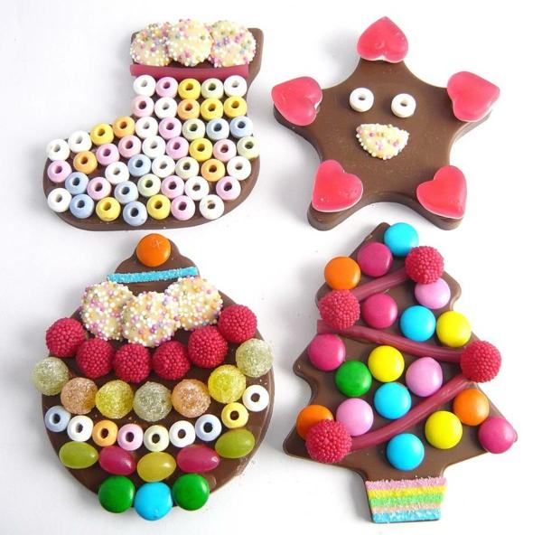 originelle-diy-sachen-zum-weihnachten-wunderschöne süßigkeiten machen
