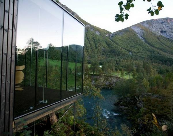 originelle-minimalistische-architektur- wunderschöner blick