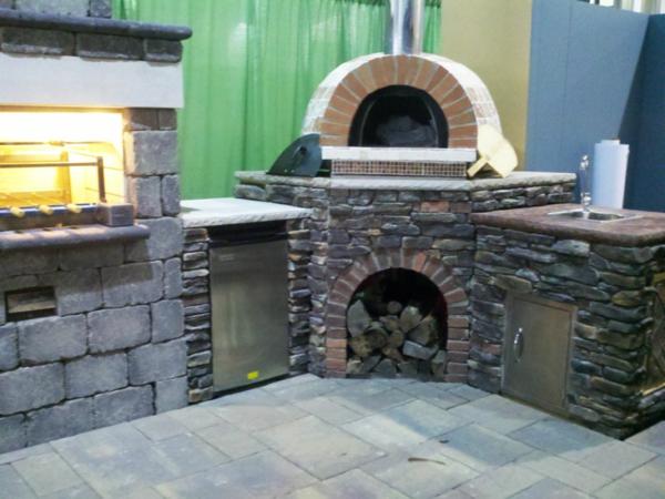 outdoor-küche-mit-auffälliger-gestaltung-Origenell wirken