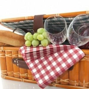 Haben Sie schon den Picknick Koffer gepackt?