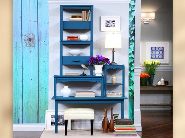 landhausk chen oberschr nke und regale die neuesten. Black Bedroom Furniture Sets. Home Design Ideas