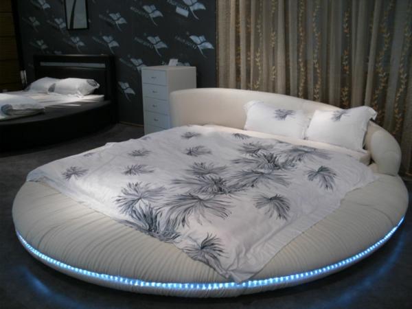 Rundes Bett Mobel Einebinsenweisheit