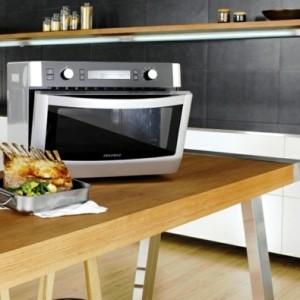Samsung Mikrowelle - leckeres und gesundes Essen!