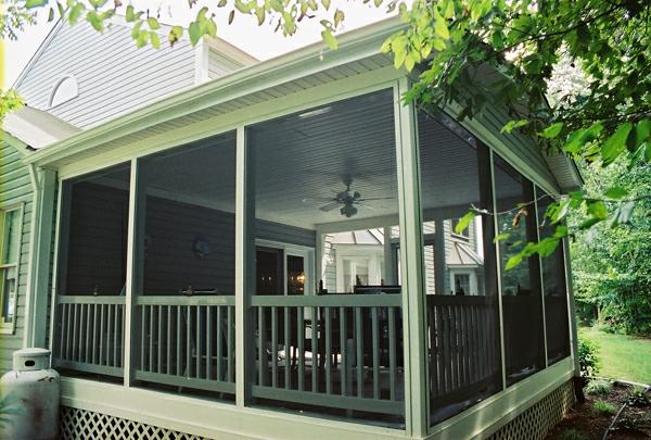 schöne-veranda-selber-bauen-super coole farbe
