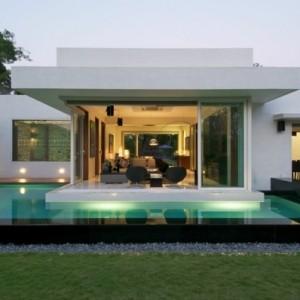 Minimalistische Architektur - 40 Fotos!