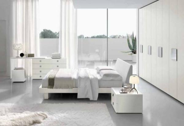 schne schlafzimmer schlafzimmermbel in wei super ideen - Schne Schlafzimmer
