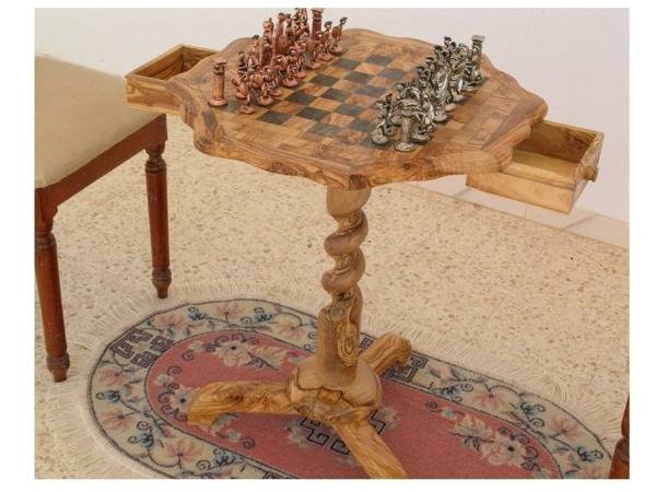 Schachspiel Aus Holz Klassik Fur Die Freizeit Archzine Net
