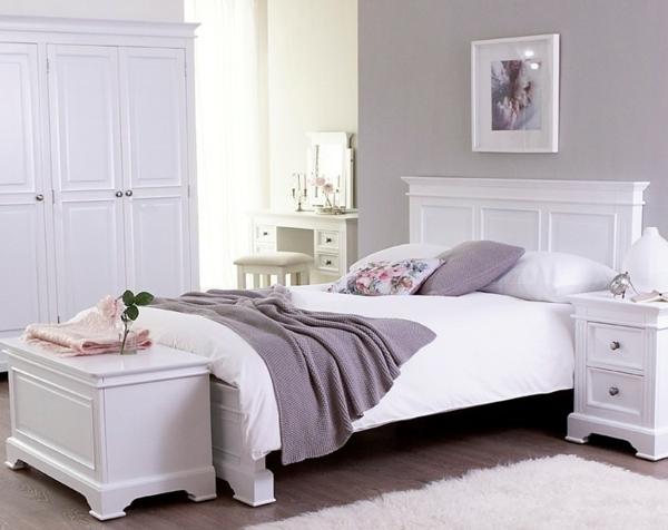 schlafzimmermöbel in weiß - 42 super ideen! - archzine, Hause deko