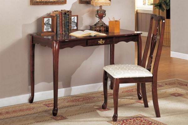 schreibtisch-accessoires-super-schöne-gestaltung- stuhl